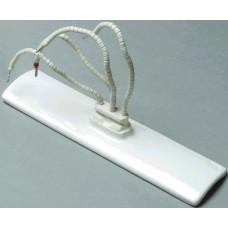 Ceramiczne promienniki podczerwieni serii FSC z czujnikiem temperatury
