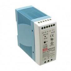 Zasilacz impulsowy MDR40-24, DIN TS35